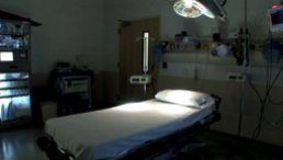 stock-footage-an-empty-emergency-room