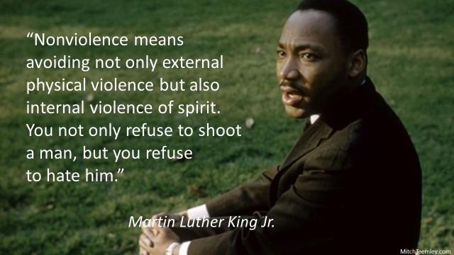 King-Non-Violence