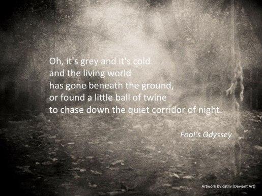 Fool's Odyssy