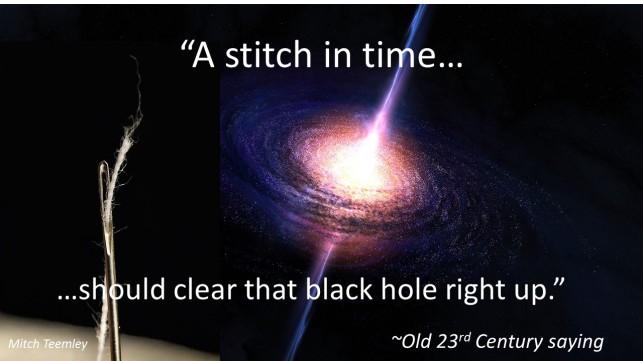 Stitch in Time