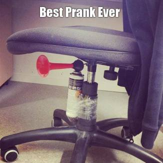 How chairs become soiled