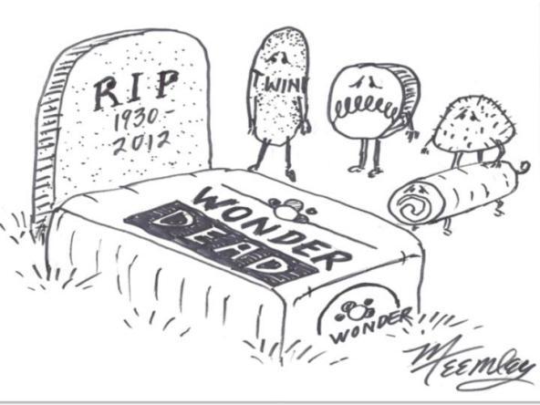 Wonder Dead