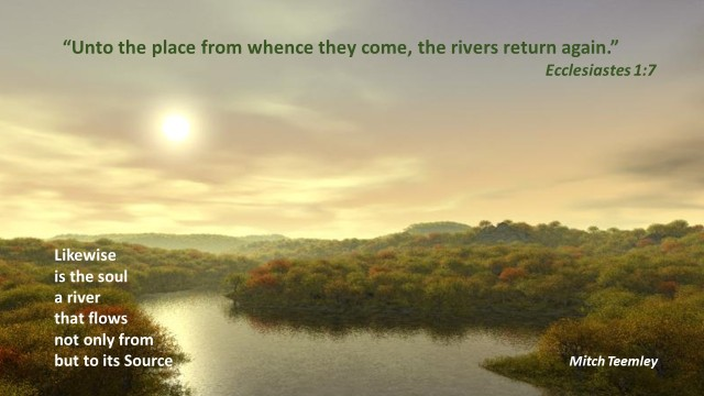 Soul is a River