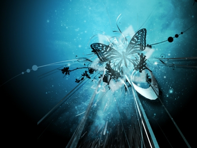 Abstract_Other_butterfly_effect_3d_Black_blue_fantasy_flower_wing_wings_144536_detail_thumb