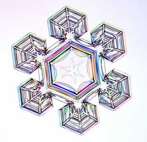 """Snowflake"" series - no two alike"