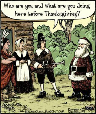 thanksgiving-santa-and-pilgrims