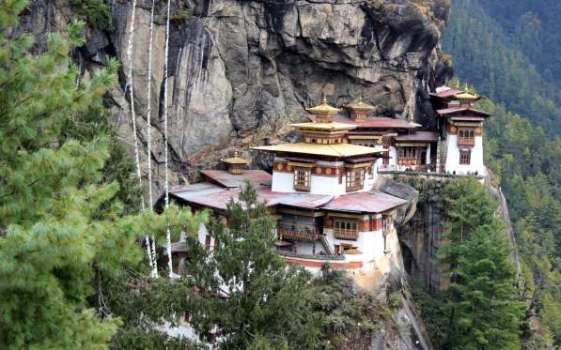 house-2-the-paro-taktsang-monastery-is-tucked-away-on-a-rock-face-in-bhutans-paro-valley-the-complex-has-been-around-since-the-17th-century-monks-who-practice-the-local-form-of-buddhism