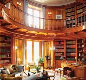 Why are circular libraries so appealing? Because they go on forever!