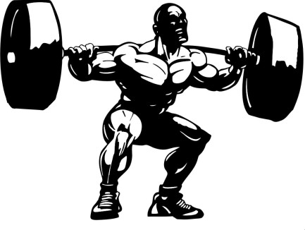 weight-lifting-squat-clipart