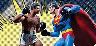 A flight attendant once reminded MUHAMMAD ALI to fasten his seat belt. SUPERMAN don't need no seat belt! Ali replied. Yeah, well, Superman don't need no AIRPLANE, either, the attendant r