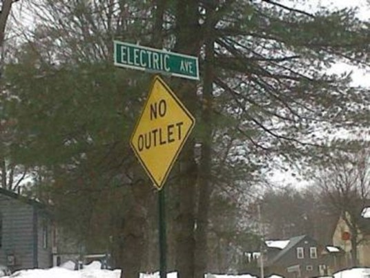 No Outlet