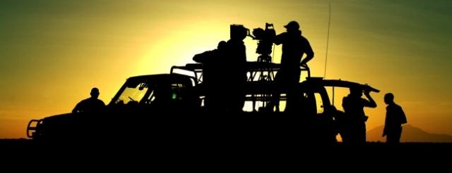 Film-crew-dusk