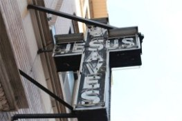 market-street-mission-jesus-saves-sign