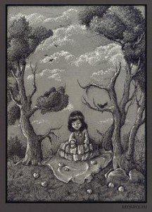 little-girl-skull
