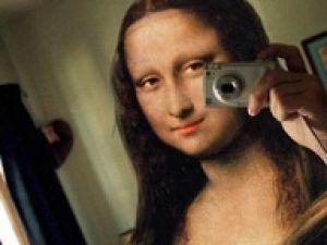 Inscrutable selfie