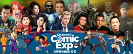 Cincinnati Comic Expo 2019