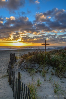 Sunrise-Cross