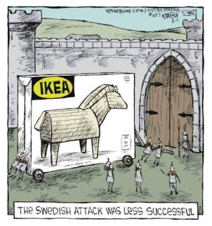 The lesser known Swedish Horse