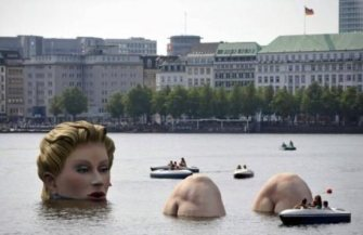 German mermaid