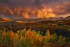 October landscape