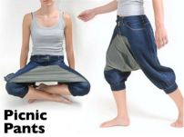 Picnic Pants! Because...um...