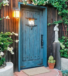 Pretty-funny-welcome-mats-in-Rustic-Santa-Barbara-with-Door-Design-next-to-Hobbit-House-alongside-Cactus-Garden-Ideas-andOutside-Mount-Bl