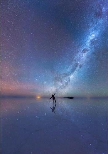 Salar de Uyuni salt flat, Boliva (photo - Xiaohua Zhao) (2)