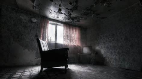 Abandoned Dark Room