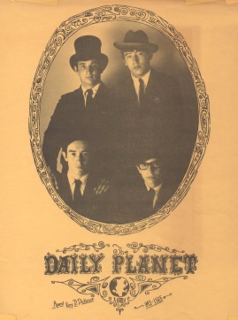 My past: The Daily Planet