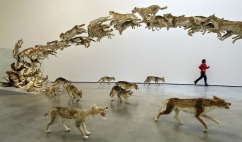 Head-On by Cai Guo-Qiang