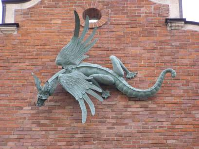 Dragon (Krakow, Poland)