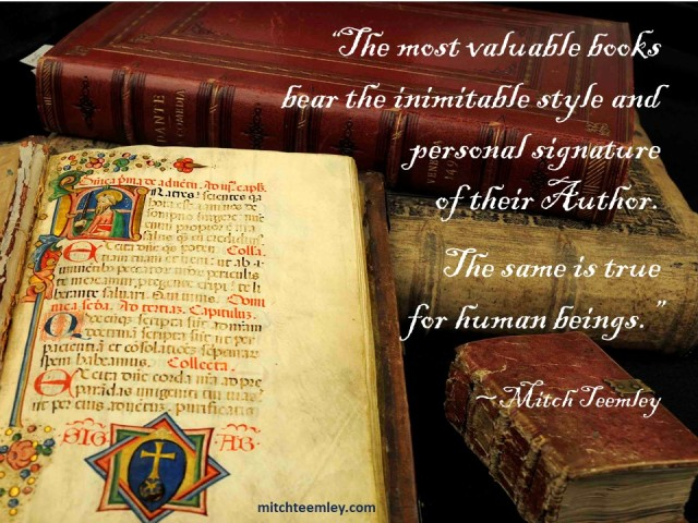 Most Valuable Books