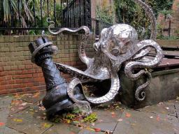 Octopus Chess, George Street (England)