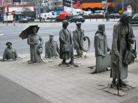 Passersby (Wroclow, Poland)