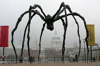 Spider by Louise Bourgeois (Tate Museum, London)