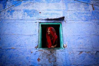 Street photo, India