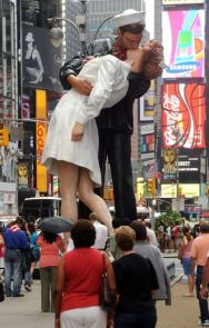 Unconditional Surrender by Seward Johnson