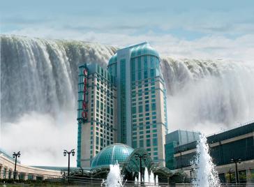 Fallsview Casino, Ontario Canada