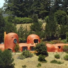 Flintstone House, Hillsborough, California