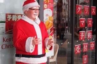 Japan-Col. Santa