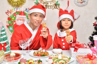 Japan (KFC is the official Christmas meal)