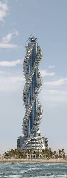 Jeddah Tower, Saudi Arabia