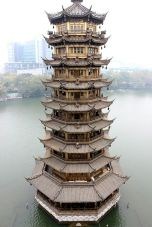 Sun Pagoda, Guilin, Guangxi, China