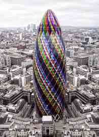 The Gherkin, London, England