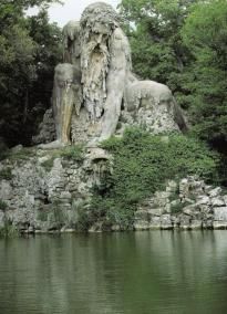 Apennine Colossus, Florence, Italy