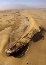 Conception Bay, Skeleton Coast, Namibia