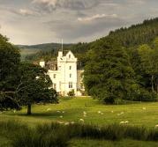 MacLachlan Castle, Scotland