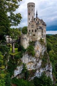 Lichtenstein Castle, Black Forest, Germany