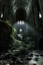 A church reclaimed, St. Etienne, France