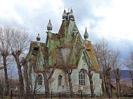 Russian-Armenian house (photo by David Rich)